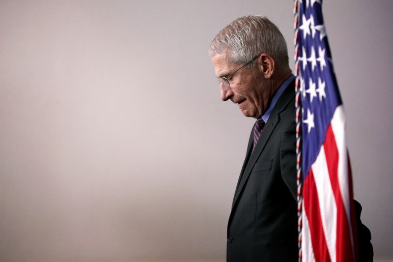 Fauci joins CDC chief on growing White House quarantine list