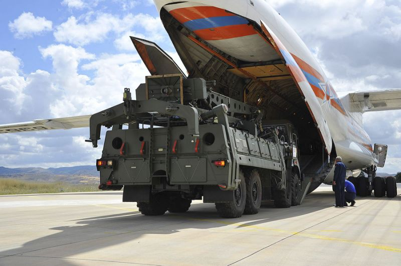 US could buy Turkey's Russian-made S-400 under Senate proposal