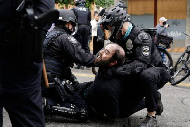 Want to know why we need the police? The battle in Seattle is the reason   Opinion
