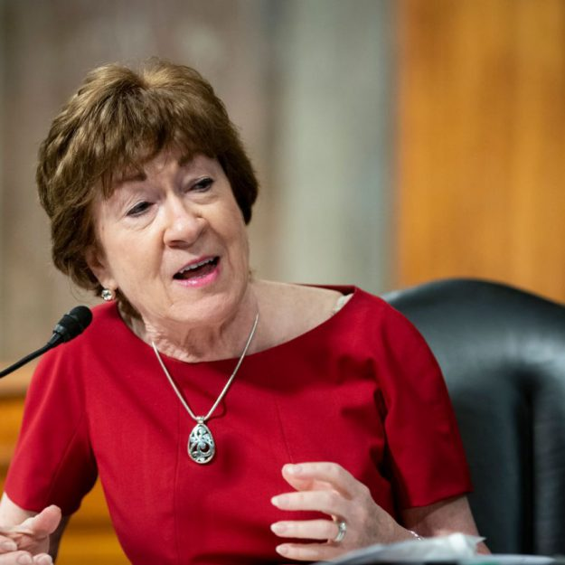Obama endorses challenger to Maine's Susan Collins, under fire for Kavanaugh confirmation vote