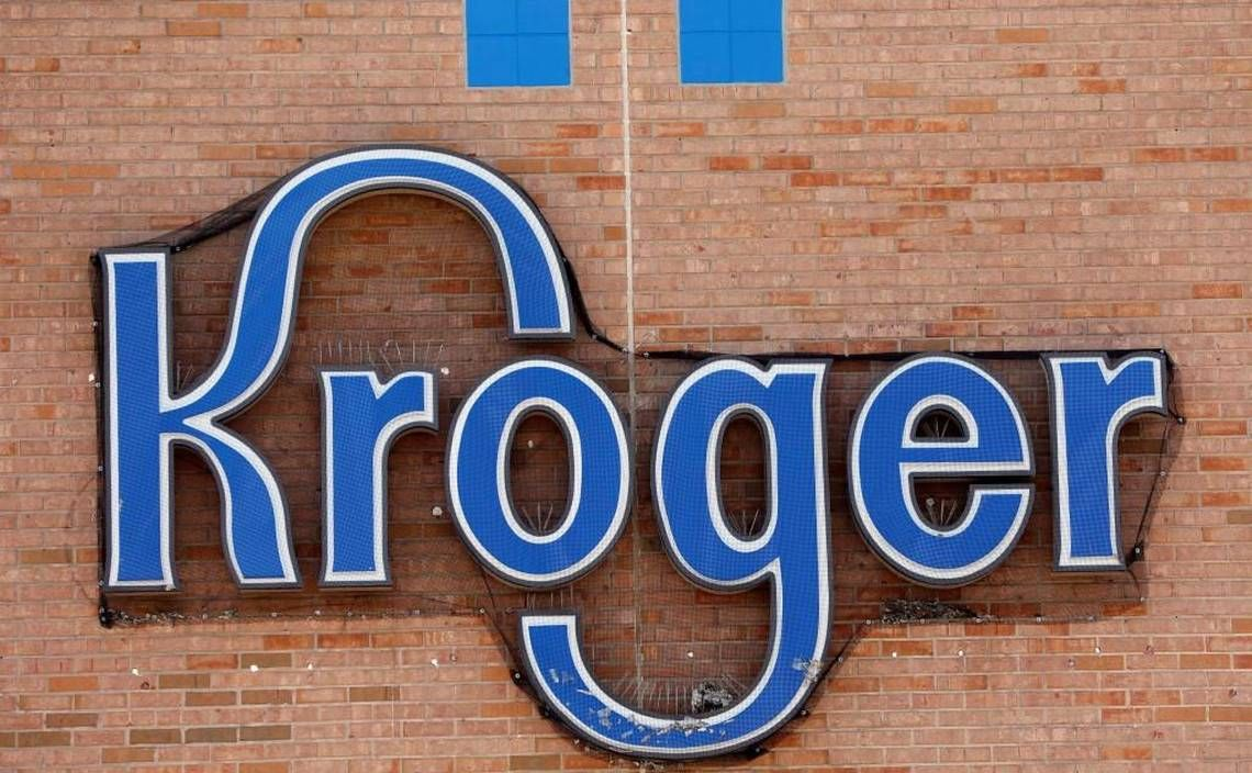 Kroger workers wrongly fired for refusing to wear aprons with LGBT logo, lawsuit says